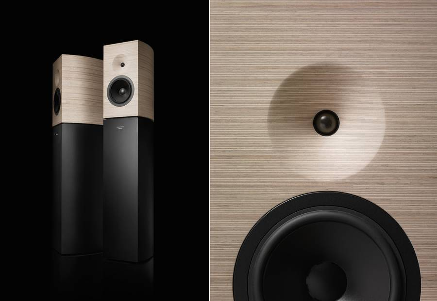Philharmonia Speakers by Jean Nouvel (10 pics)