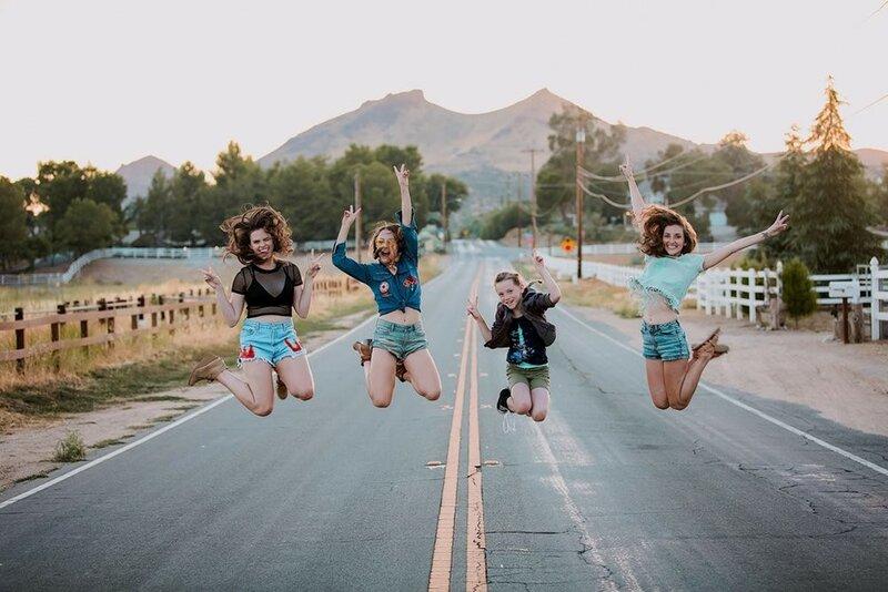 как сфотографировать человека при прыжке ответим или