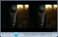 Планета обезьян: Война / War for the Planet of the Apes (2017/BDRip/HDRip/3D)