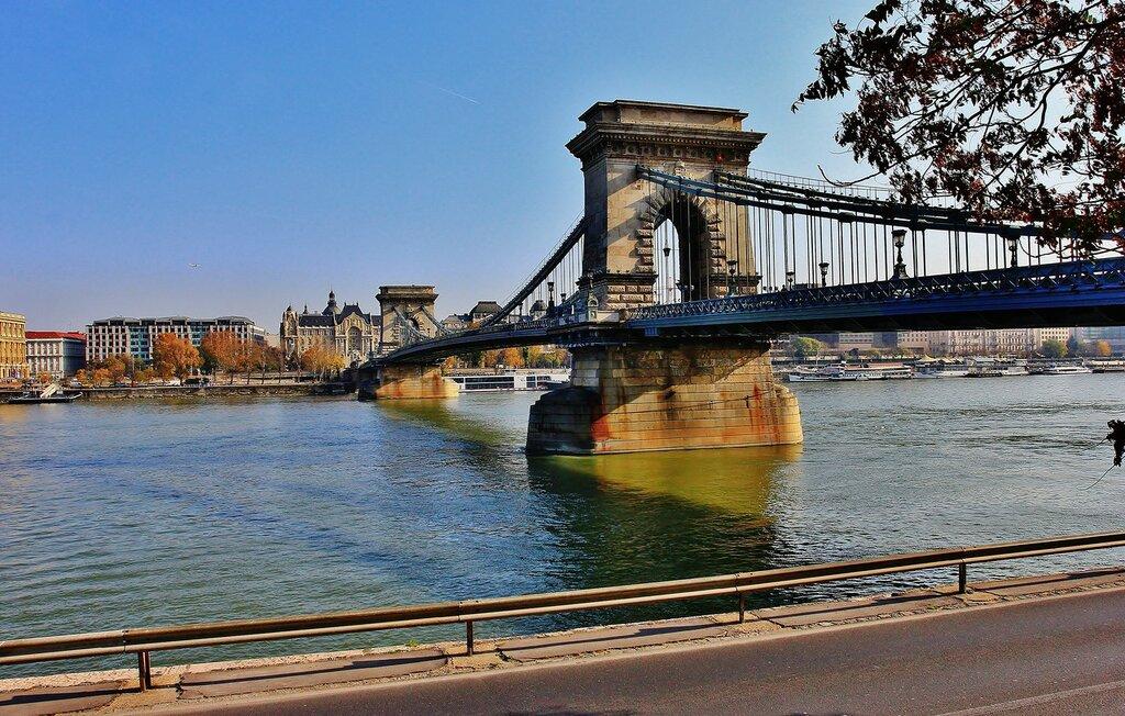 Мост Сеченьи Ланцхид