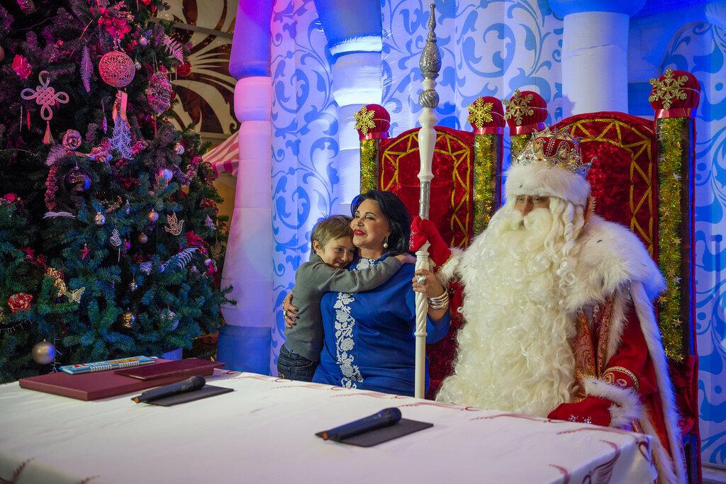 Дед Мороз ответит на вопрос любой
