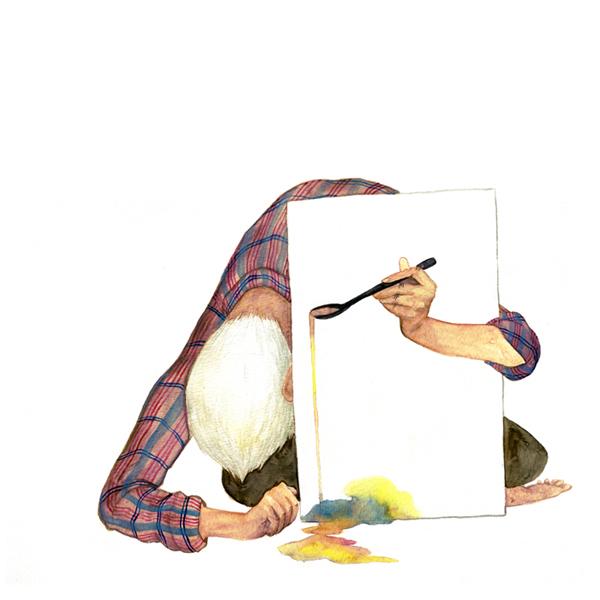 Illustrator - Andrea Wan