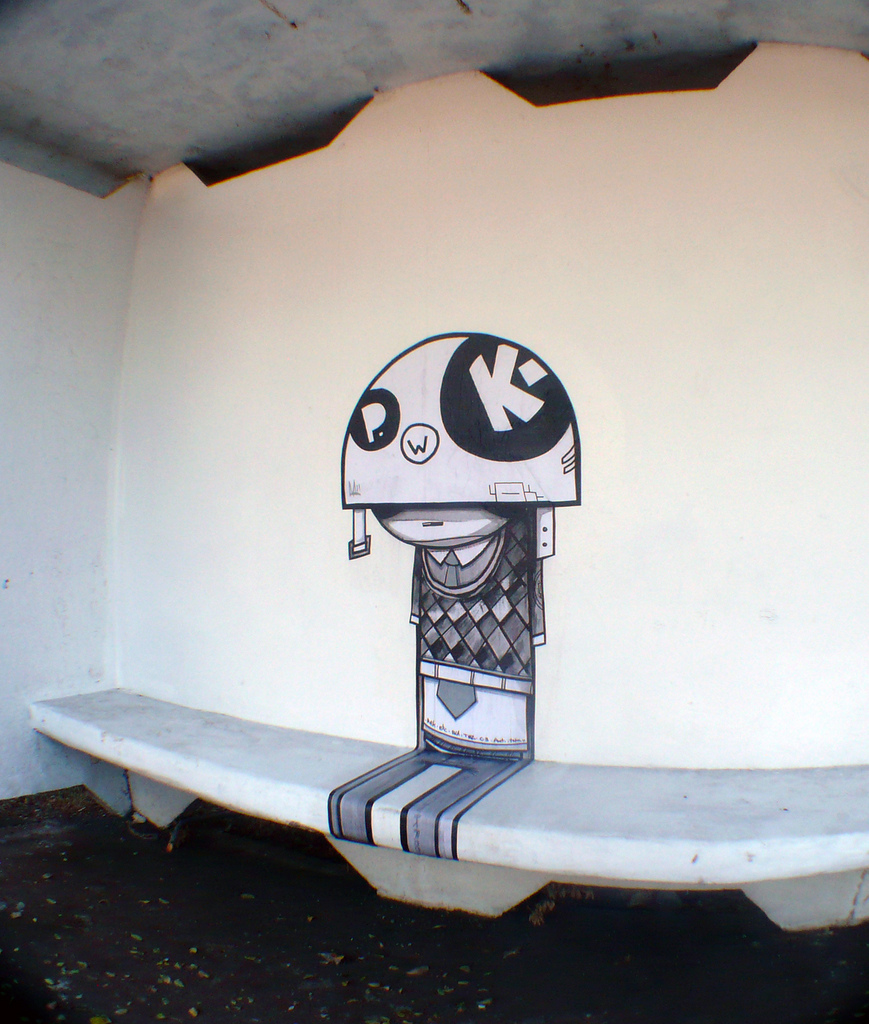 Street Art - Illustration - PandaCrew