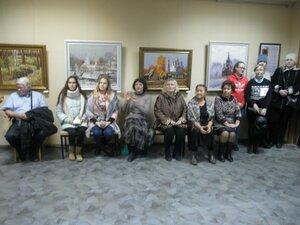 Ночь искусств в Унечской картинной галерее