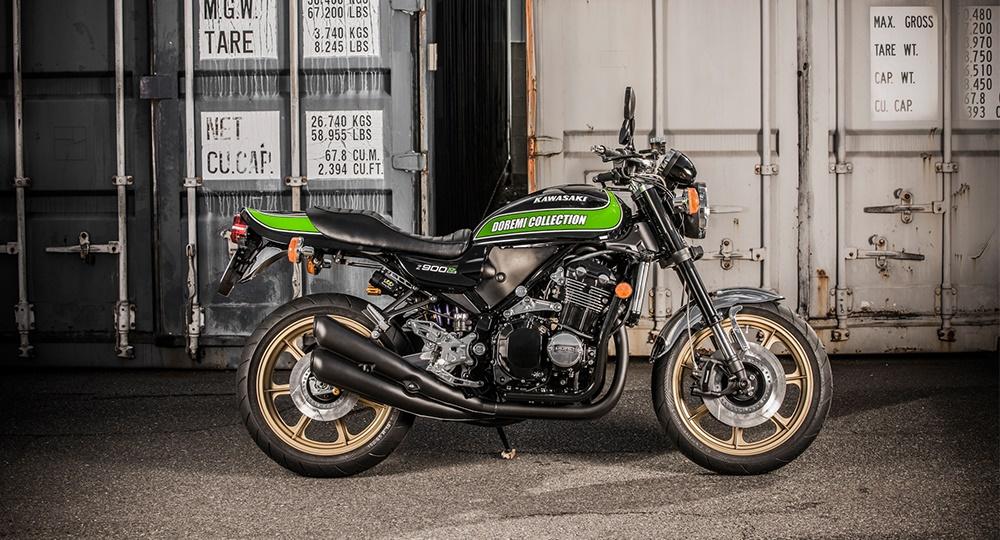 Проект «Beyond Z»: Кастом Doremi Collection Kawasaki Z900RS