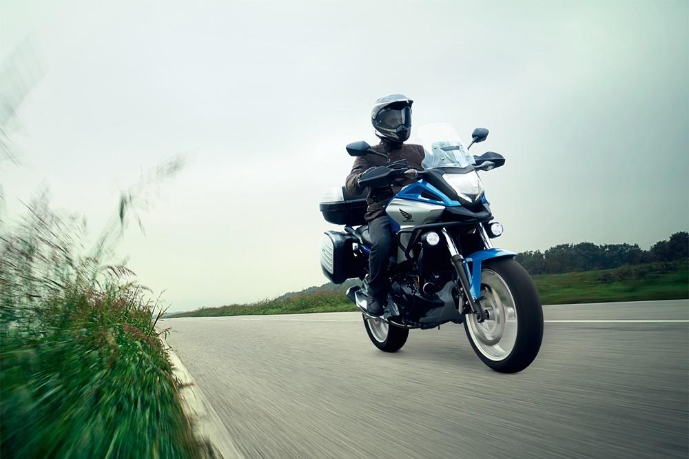 EICMA 2017: Туристчиеский мотоцикл Honda NC750X 2018
