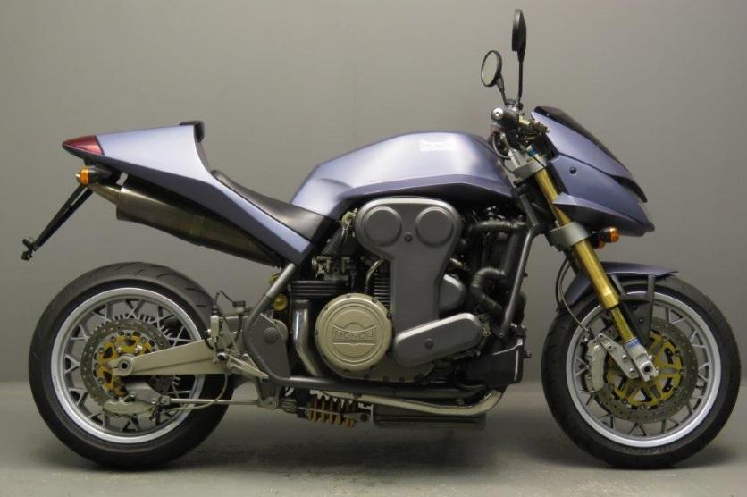 Мотоцикл Munch Mammut 2000 2001