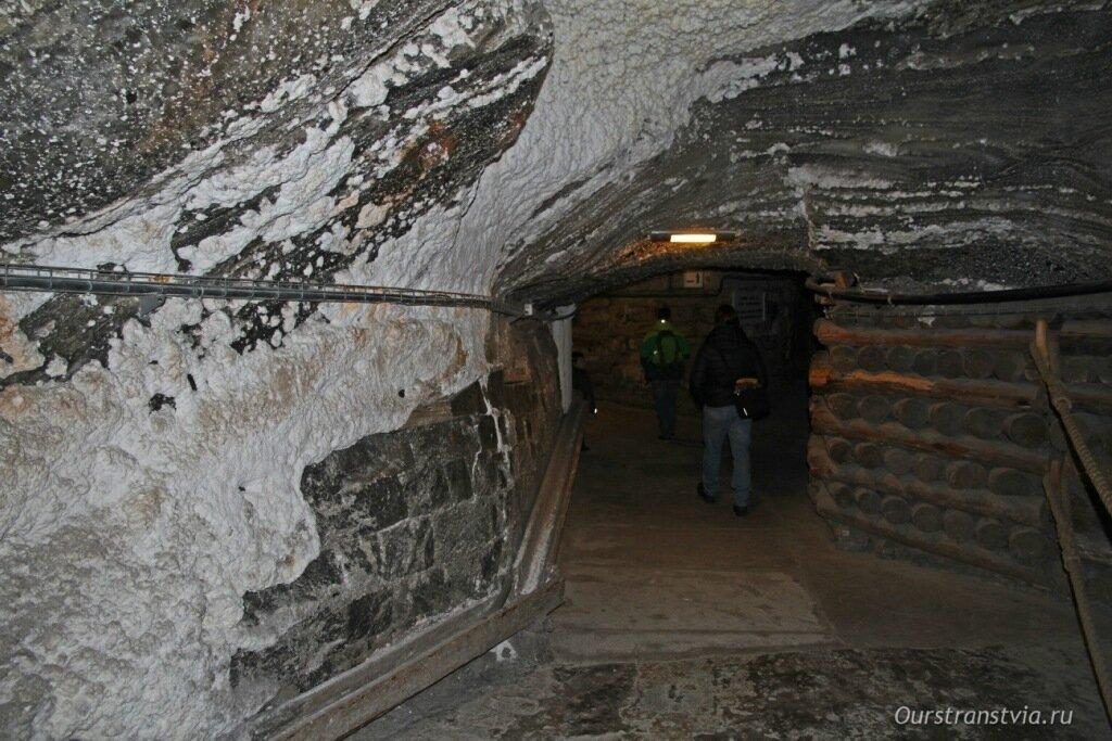 Величка, Польша, соляные шахты