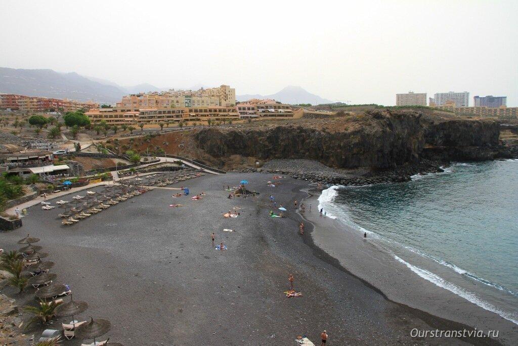 Callao Salvaje, пляж Ajabo