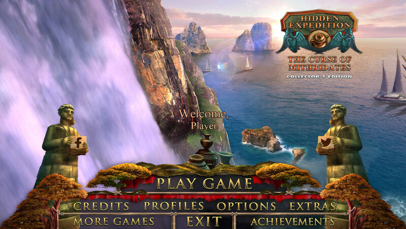 Hidden Expedition: The Curse of Mithridates CE