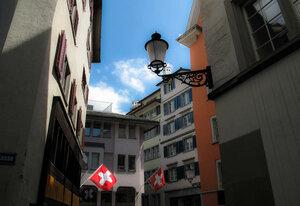 Столица кантона Цюрих