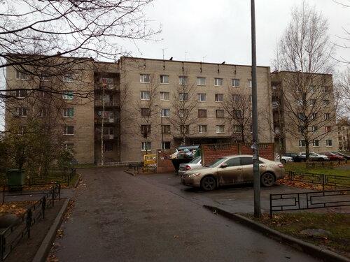 ул. Пилотов 13