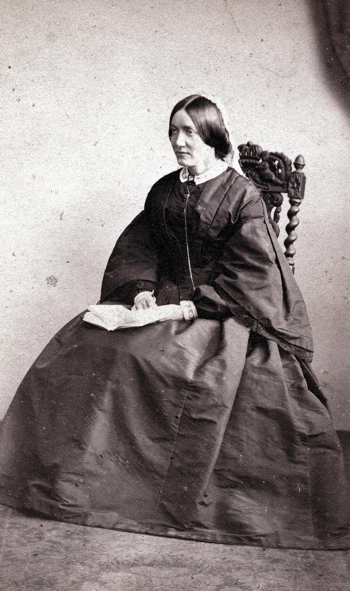 1870. Г-жа Баум