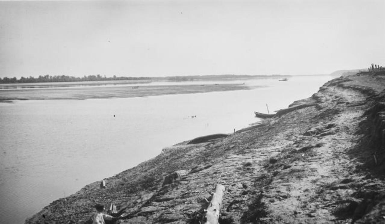 19. Река Обь около Коломыны
