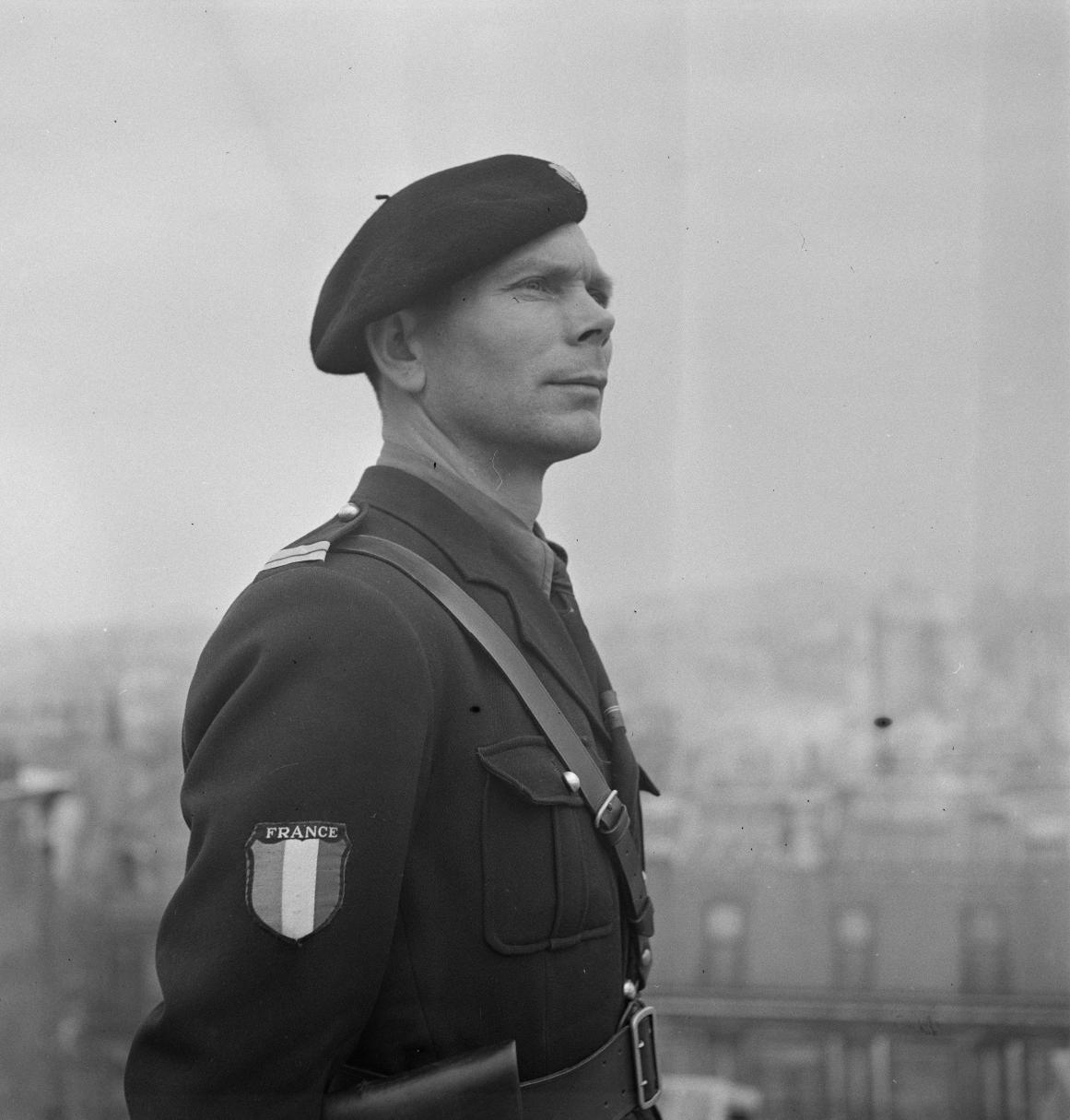 014. Легион французских добровольцев против большевизма. Доброволец