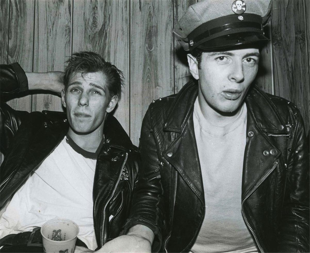 1979. Джо Страммер & Пол Симонон