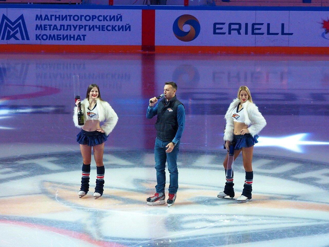 67 Металлург - ЦСКА 18.10.2017