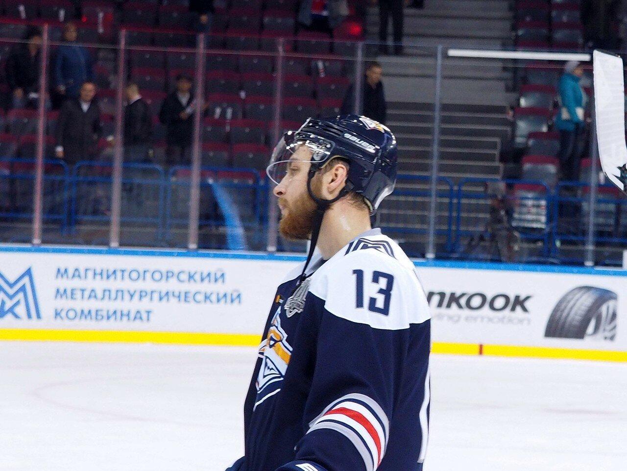 188 Металлург - ЦСКА 18.10.2017