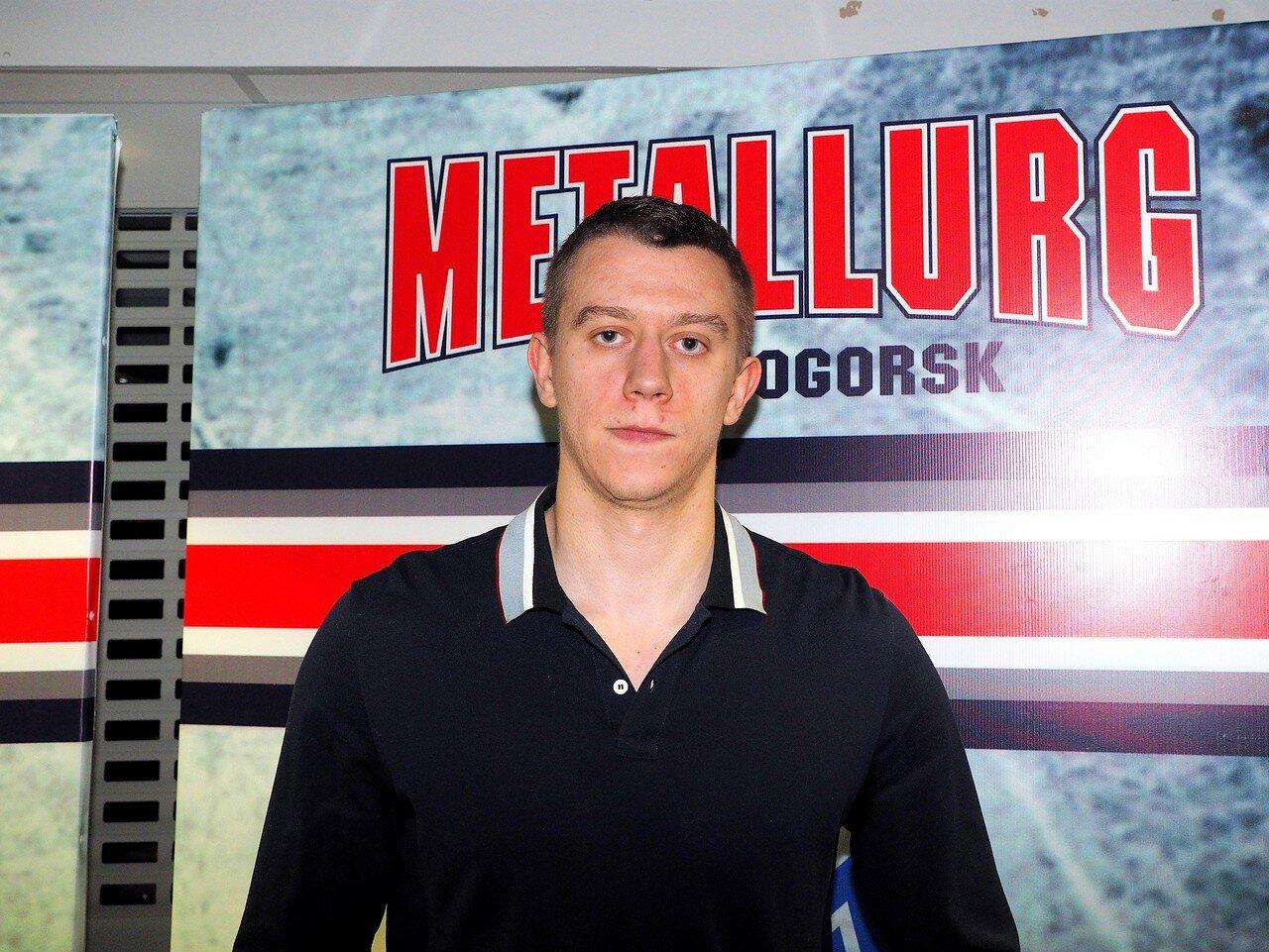 223 Металлург - ЦСКА 18.10.2017