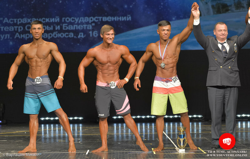 Категория: Пляжный бодибилдинг юниоры. Чемпионат и Первенство России по бодибилдингу 2017