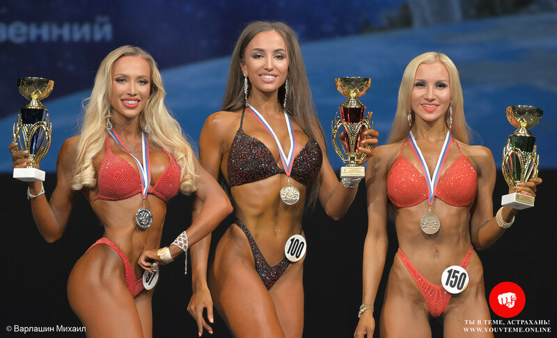 Категория: Фитнес-бикини юниорки +166см. Чемпионат и Первенство России по бодибилдингу 2017