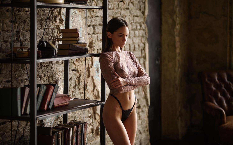 Maria Demina by Sacha Leyendecker