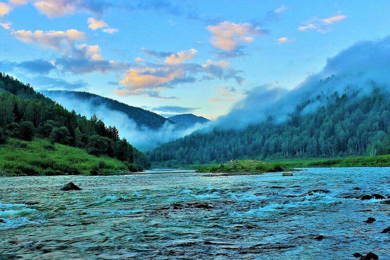 IMG_6550.JPG Вечер на реке