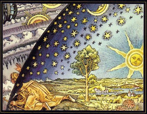 Открытки. Всемирный день науки. Устройство мира, вселенной открытки фото рисунки картинки поздравления