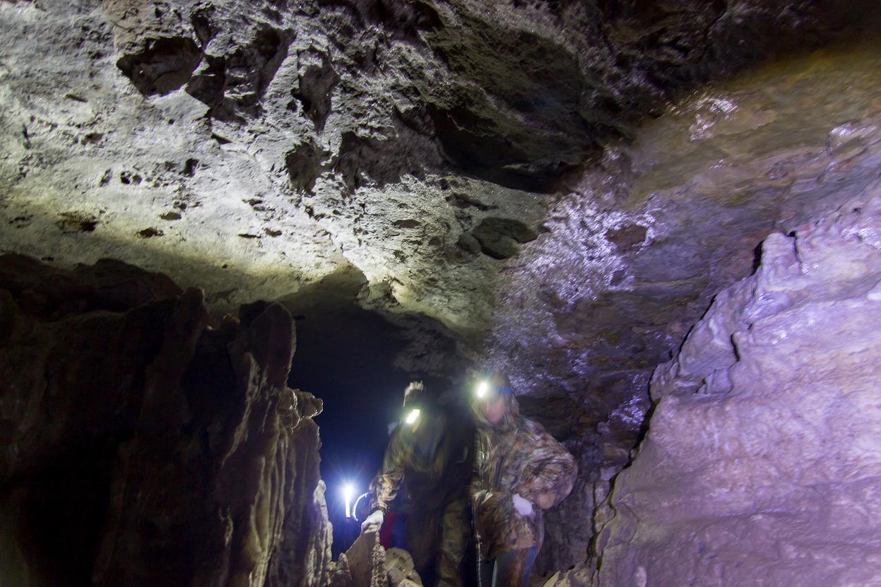 Фото Юрьевской пещеры