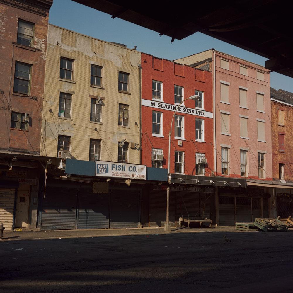 Саус-стрит, 1985