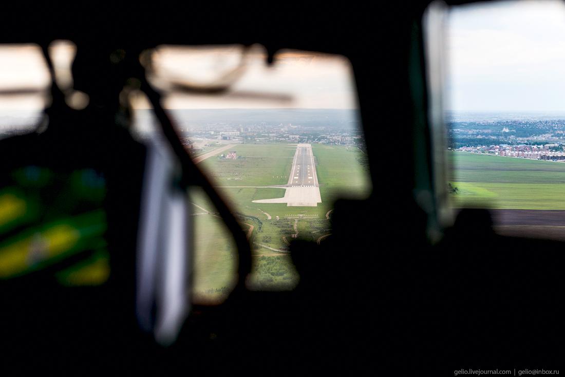 Авиакомпания «Ангара» — местные линии федеральной важности