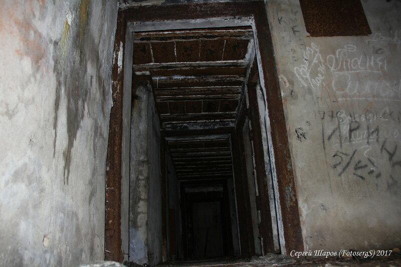 Коридор на втором этаже