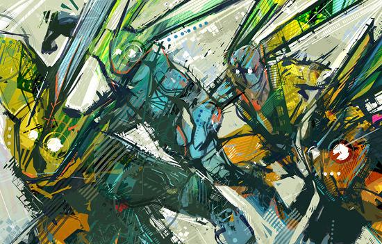 Monsters - Sports - Illustrator - N1ko