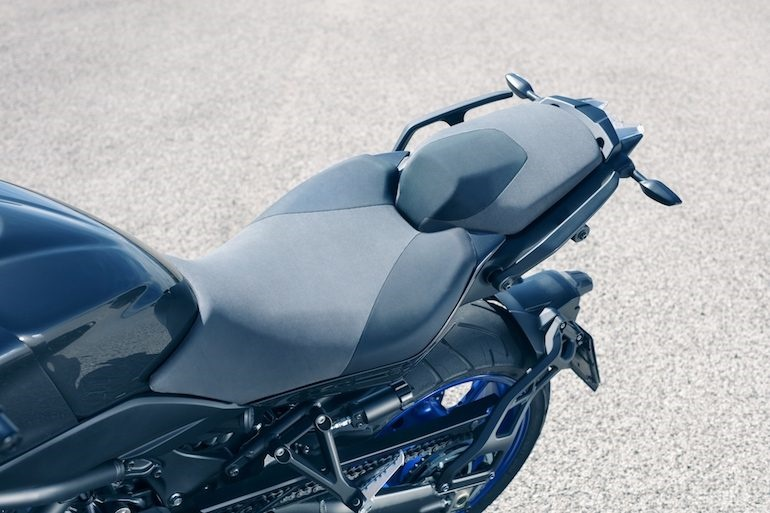 Новый трицикл Yamaha Niken 2018