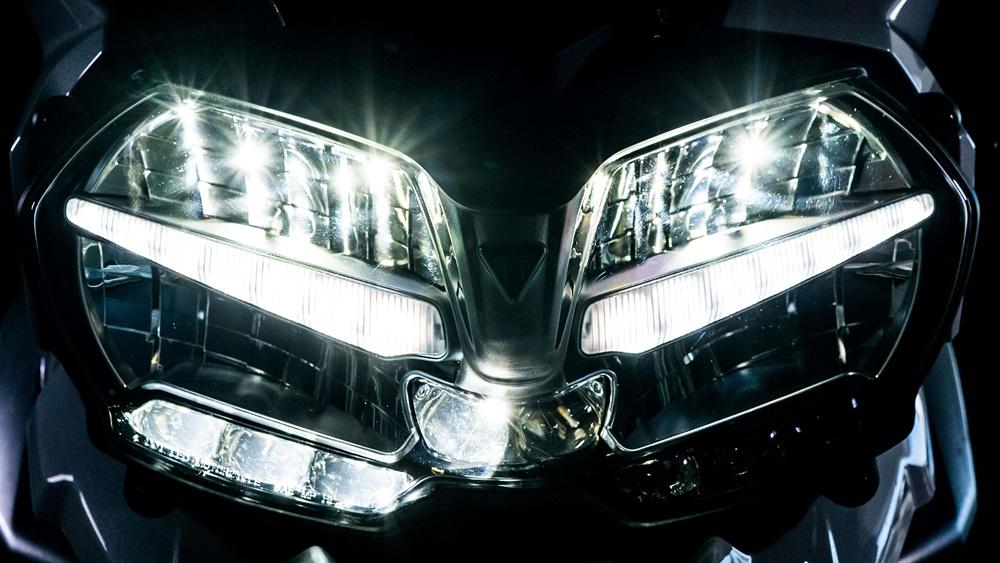 EICMA 2017: обновленная линейка турэндуро Triumph Tiger 1200 2018