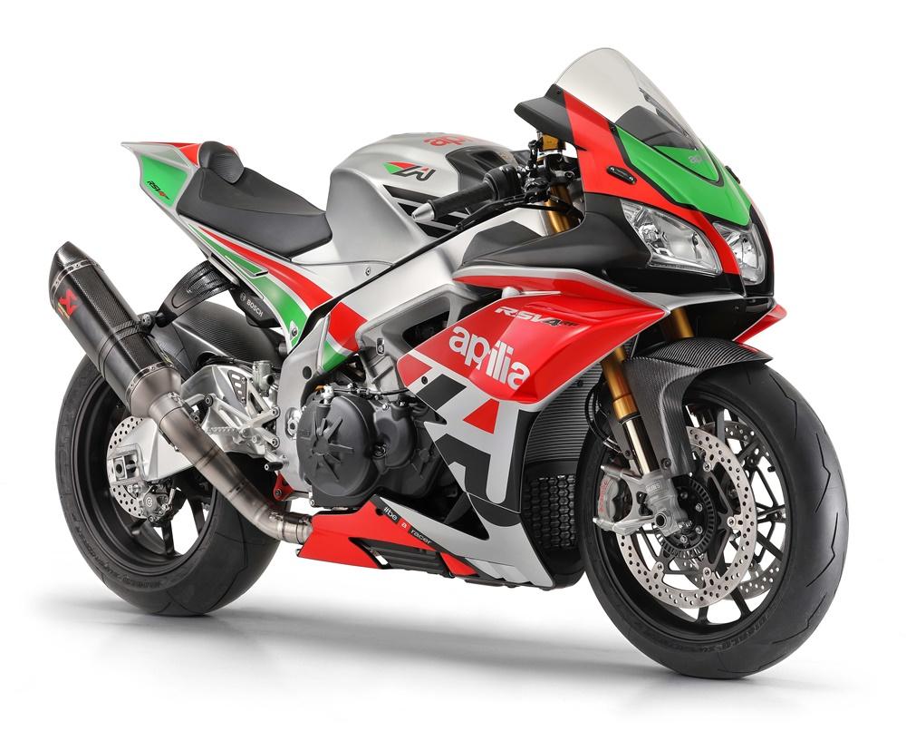 Гоночные мотоциклы Aprilia Factory Works FW-GP 2018 комплектуются крыльями