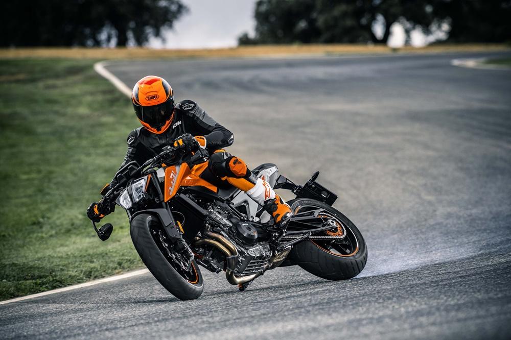 Фотографии KTM 790 Duke 2018 (73 фото)