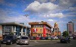 Киев, в районе Южного вокзала