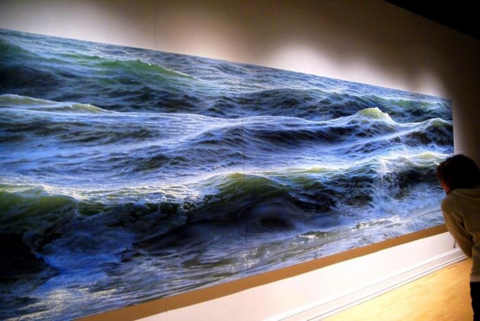Ран Ортнер. Невероятная иллюзия моря.