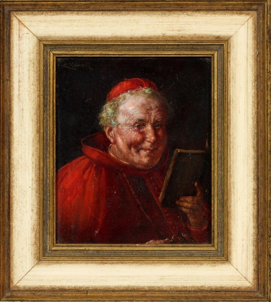 PORTRAIT OF CARDINAL.Jpeg