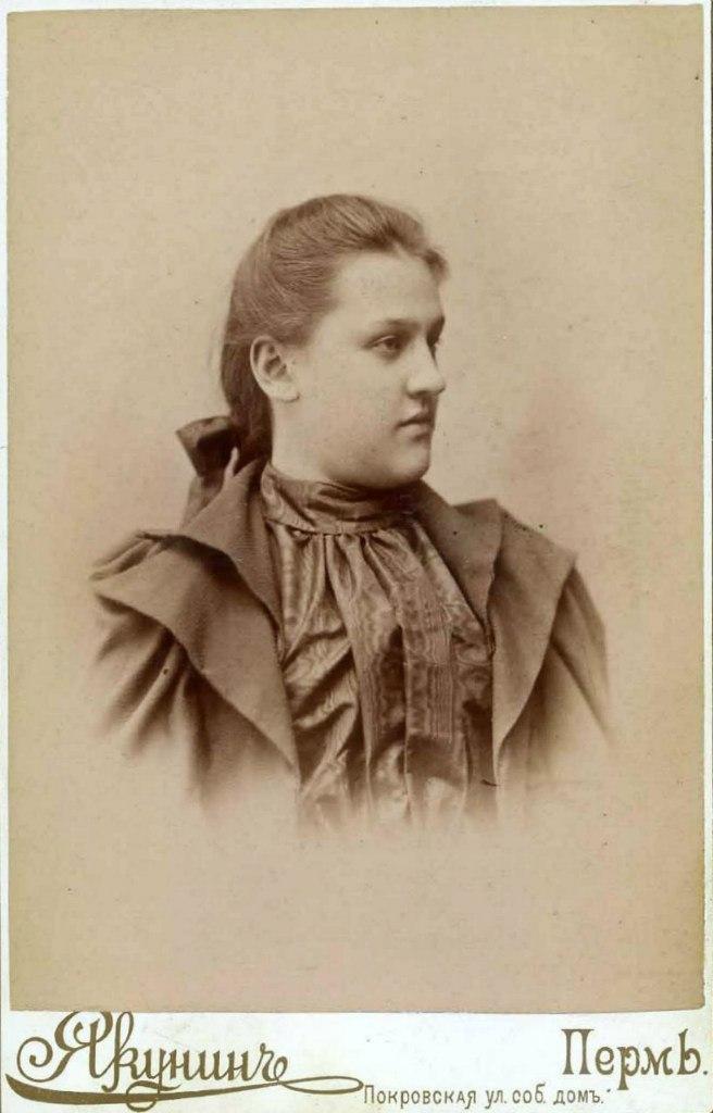 Клавдия Грибушина (1889)