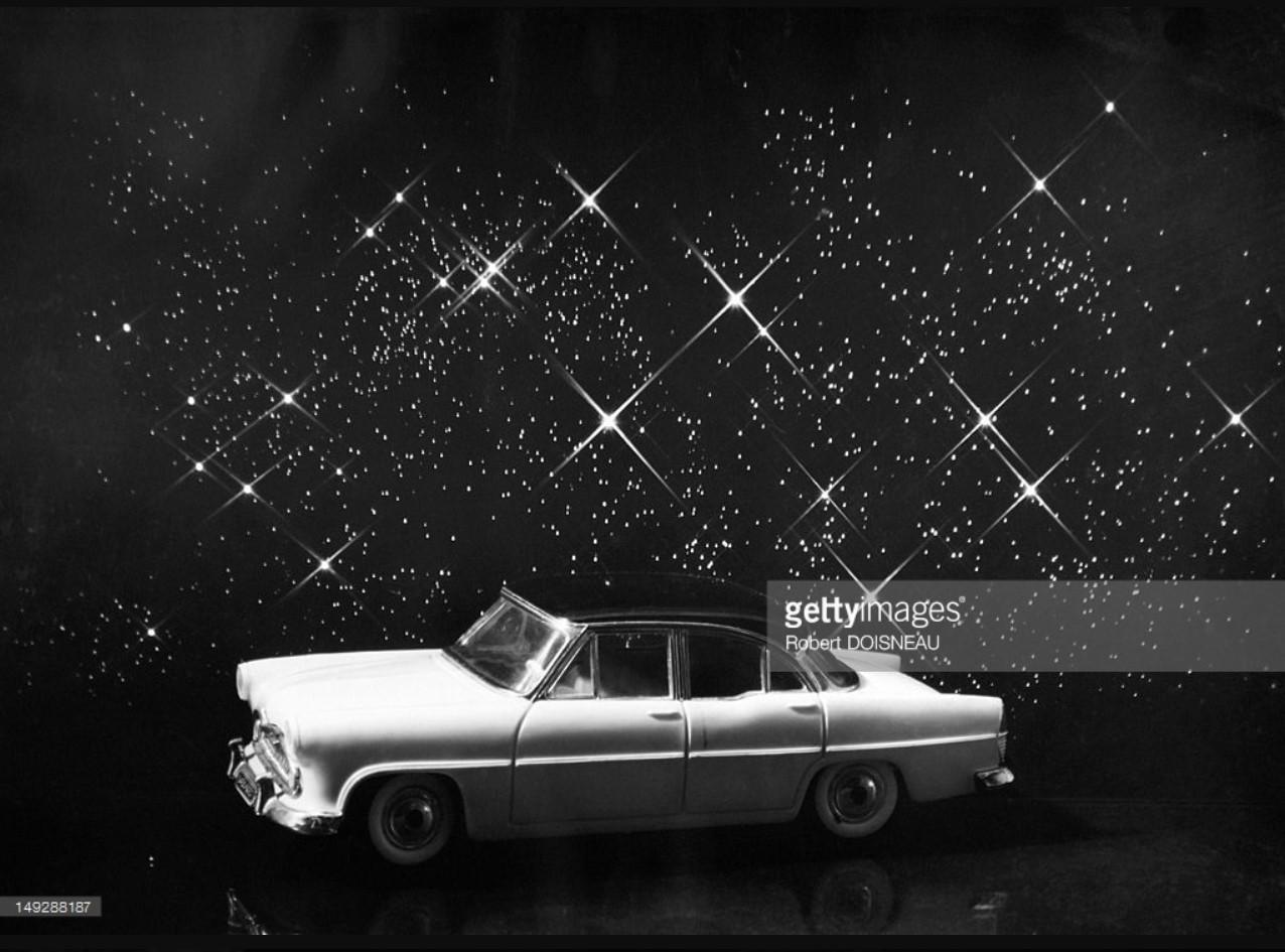 1950. Автомобиль, построенный компанией Simca
