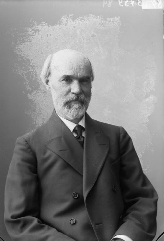 Врач В.Н. Золотницкий. 1900