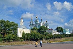 Смоленск - западные врата России