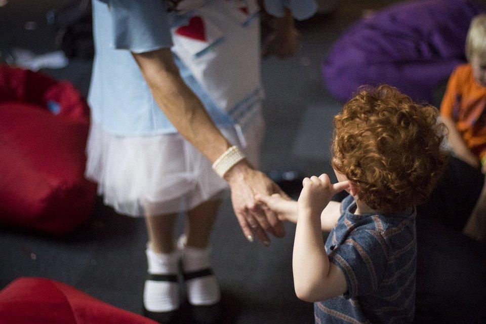 Трансвеститы рассказывают двухлетним детям о гендерном разнообразии