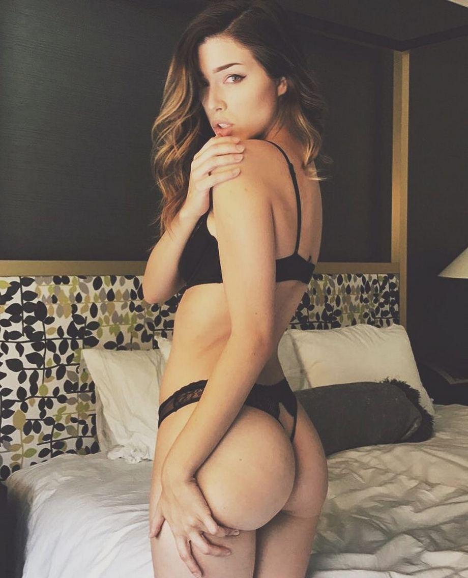 Лорен Саммер на снимках из Instagram