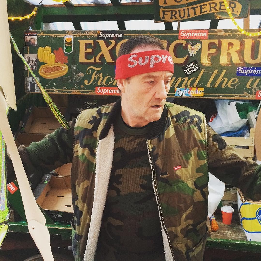 57-летний продавец овощей стал иконой уличной моды Лондона Supreme, бренда, больше, одежды, модой, инстаграм, стиля, иконой, Волша, Лондона, Vuitton, Louis, North, которых, Dazed, коллаборации, Confused, всегда, который, всего