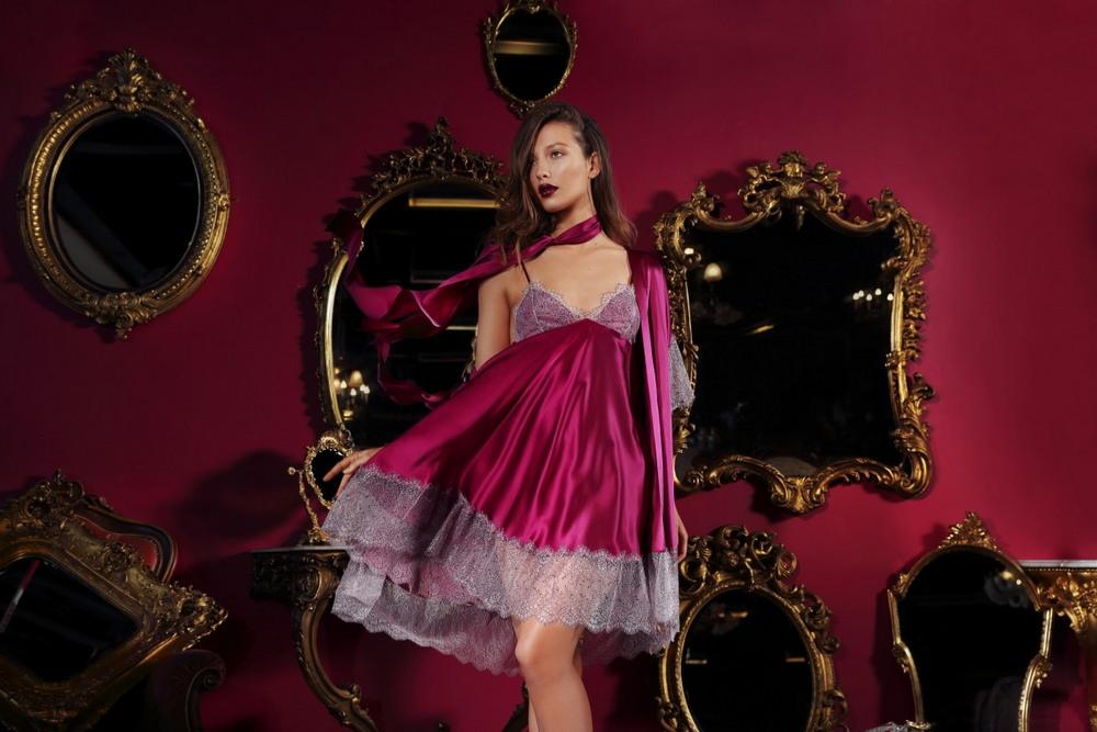 Рождественская коллекция нижнего белья от латвийского бренда Известный, получилась, нижнее, шелковое, украшения, будуара, одежда, платья, вечерние, изысканные, вошли, чувственной, очень, бренда, латвийский, представители, отмечают, Коллекция, белья, нижнего