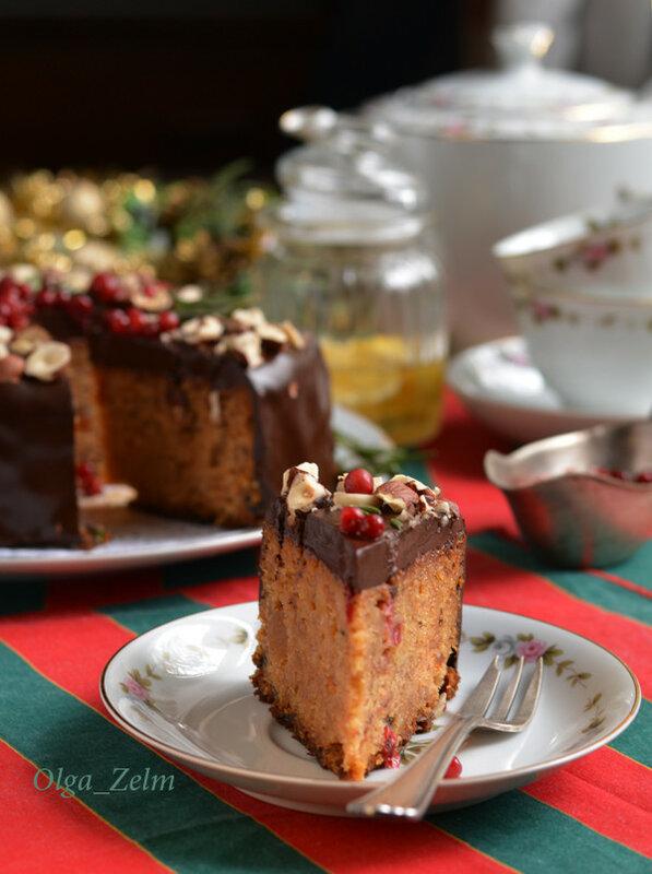 Рождественский кекс Эмили Дикенсон