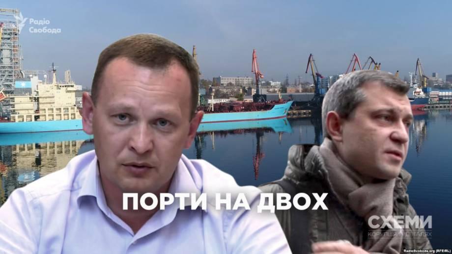 Нацполіція и бизнес: государственные порты на двух (расследование)